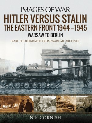 cover image of Hitler versus Stalin